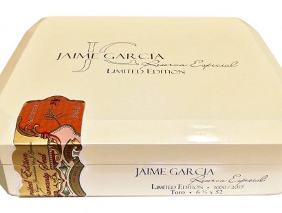 Jaime Garcia Reserva Especial Limited Edition 2017