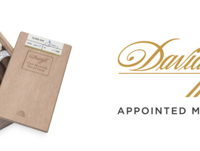 Experience the Davidoff Master Selection 2013, Eladio Diaz's 60th Anniversary Cigar