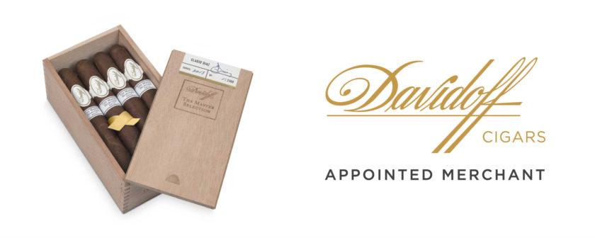 Experience the Davidoff Master Selection 2013, Eladio Diaz's 60th Anniversary Cigar